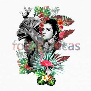 Diseño flamenco by Lola Flores