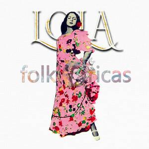 """Diseño Lola Flores """"Embrujo"""""""